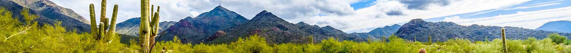 Arizona state mountains